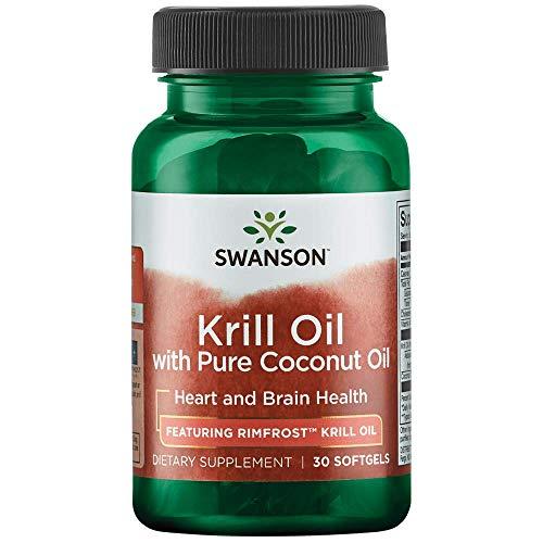maximum strength krill oil sgels