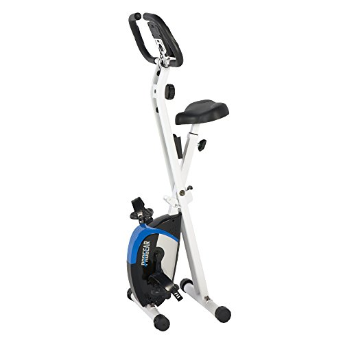 ProGear 225 Folding Magnetic Upright Exercise Bike with Heart Pulse by ProGear (Image #3)