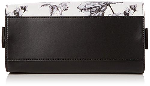 Mono Botanical Fiorelli Mia Womens Mia Top Bag Handle Top Womens Fiorelli Handle White Bag 7xSBwq4C