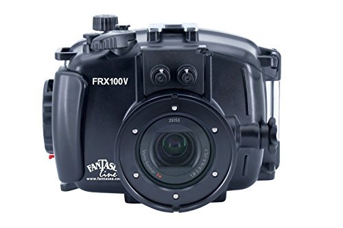 Fantasea FRX100 V Underwater Housing for Sony RX100 III / IV / V by Fantasie