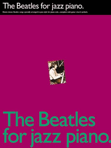 Beatles Color - The Beatles For Jazz Piano