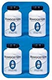Mangosteen 500mg,120 capsules each bottle Total 4 bottles, 480 capsules Antioxidant 1200µ mol TE/g per 500 mg capsule - Brunswick Lab TEST