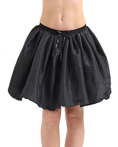 Jupe Uni Femme Noir 21fashion Unique Taille 6PdznzOWc