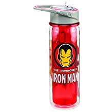 Marvel Invincible Iron Man 18 Oz. Water Bottle