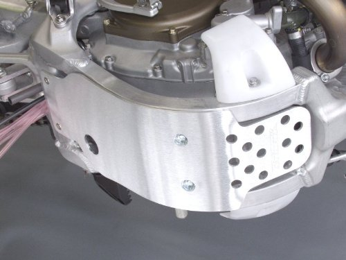 Works Connection Skid Plate Aluminum