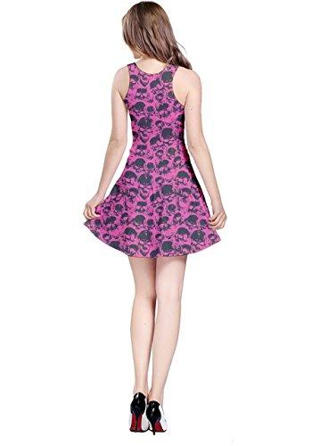 CowCow - Vestido - para mujer Pink Grunge