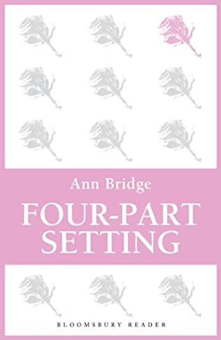 book cover of Four-Part Setting