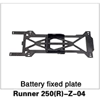 Battery Fixed Plate for Walkera Runner 250 FPV Quadcopter Parts Advance Spare Parts 250(R)-Z-04