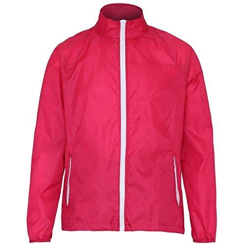 Contrast Lightweight Windcheater Shower Jacket