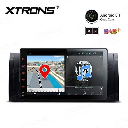Xtrons 9 Android Autoradio Mit Touchscreen Android 8 1 Elektronik