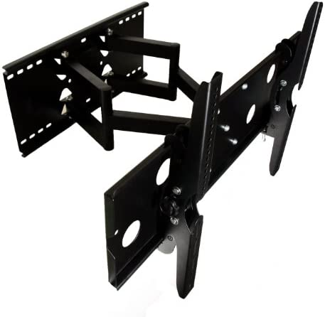 Swivel TV Wall Mount for Plasma and LCD Compatible with Vizio Models VX32L, VX42L, VO32L, VO37L, VO37LF, VO42LF, VO47LF, VOJ320F, VOJ37O, VP322, VP42, VP422, VP423, VP503, VU37L, VU42LF, VW321, VW32L