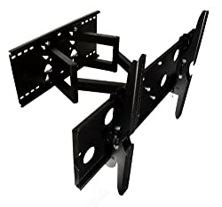 "Articulating, Tilting, & Swiveling Tv Wall Mount For New Samsung: 55"" Class (54.6"" Diag.) Led 6000 Series Smart Tv"