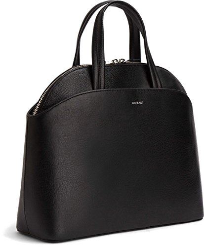 Matt and Nat Ville Dwell Satchel, Black by Matt & Nat