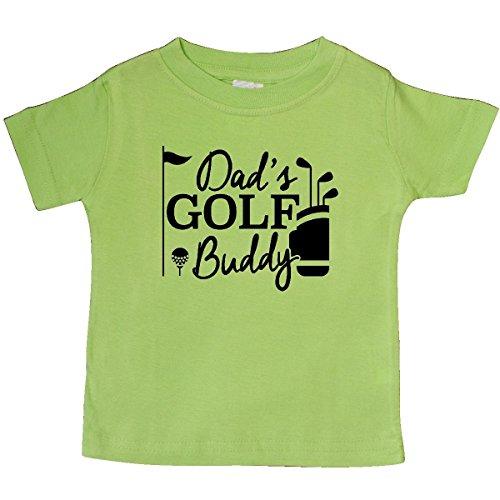inktastic-baby-boys-dads-golf-buddy-baby-t-shirt-18-months-key-lime