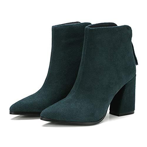 Cuña Oscuro Mujer Sandalias 1to9 Mnh03778 Verde Con ZPWAq