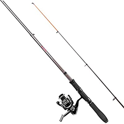 PLUSINNO Telescopic Fishing Rod and Reel Combos with Fishing Line Fishing Gear Fishing Pole for Youth Fishing Travel Outdoor Fishing