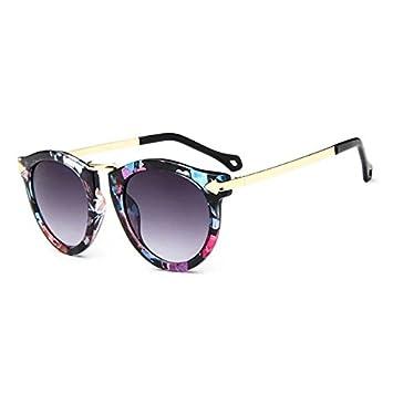 21e88a937f6 EYX Formula European version Vintage Classic fashion Round Arrow sunglasses