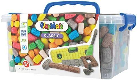 Mixed PlayMais 80.160661 Mosaic 500 ABC Set