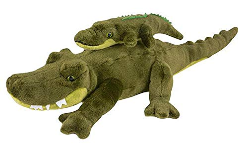 """Wildlife Tree 19 and 10"""" Stuffed Alligator Mom and for sale  Delivered anywhere in USA"""