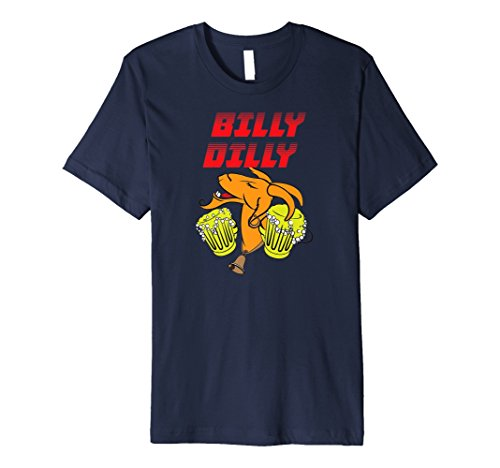 (Billy Dilly funny t-shirt)