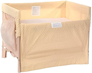 Amazon.com: Alcance de la mano Co-Sleeper Original cuna ...