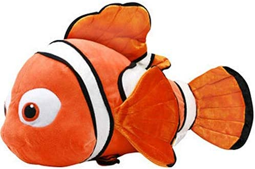 Finding Nemo Movie Cute Clown Fish Plush Stuffed Animal Toy For
