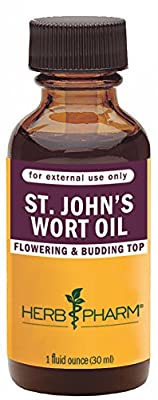Herb Pharm St. John's Wort Topical Oil