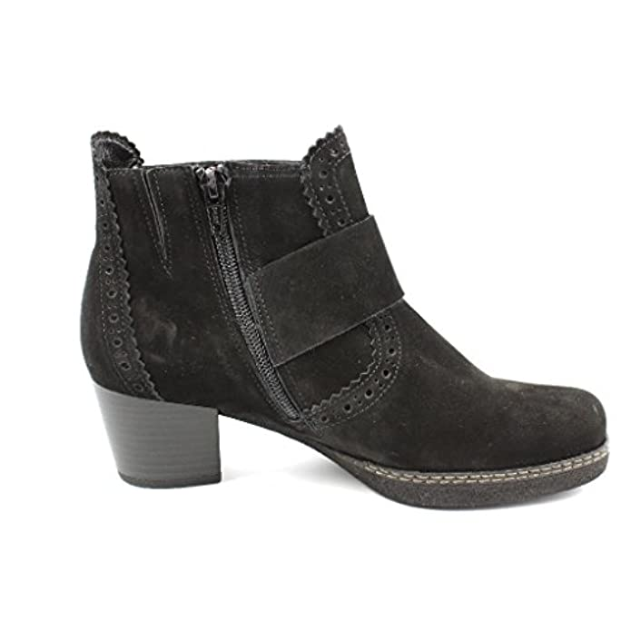 Gabor Womens 76 663 47 Nubuck Boots