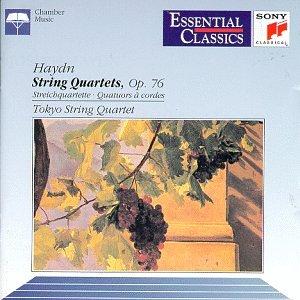 (Haydn: String Quartets, Op. 76)