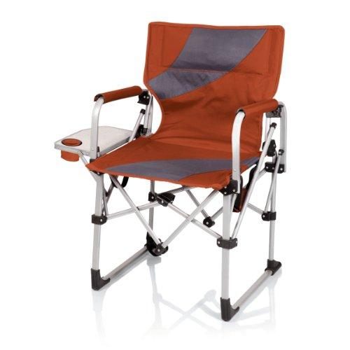 Picnic Portable Folding Chair Orange