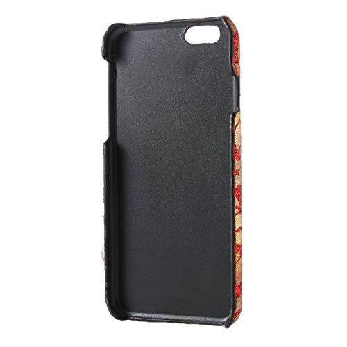 Phone Taschen & Schalen Sexy Lip Print Patterns Hard Back Cover Schutzhülle für iPhone 6 Plus & 6s Plus ( Color : Red )
