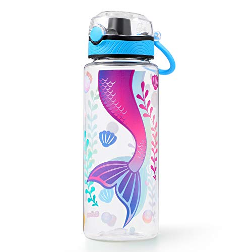 Cute Water Bottle for School Kids Girls