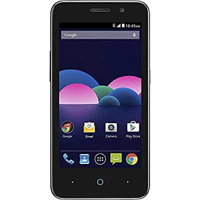 ZTE Obsidian Z820 (T-Mobile) GSM Unlocked Smartphone - Black - (Certified Refurbished) (Will NOT Work for Metro PCS)