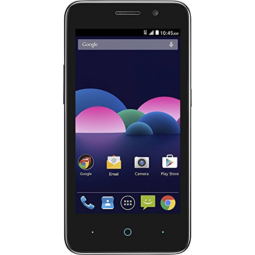 ZTE Obsidian Z820 (T-Mobile) GSM Unlocked Smartphone - Black - (Certified Refurbished) (Will NOT Work for Metro PCS) (Unlocked T Cell Phones Mobile)