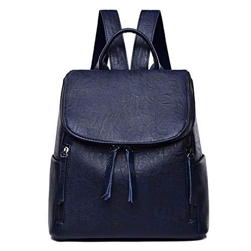 Della Progettista Viaggio Lusso Del Di Gli Il Capacità Blue Zaini Scuola Delle Grande Dark Stile Ragazze Daypack Donne Per Black Ragazza Backpacks 8q54wpxnZ