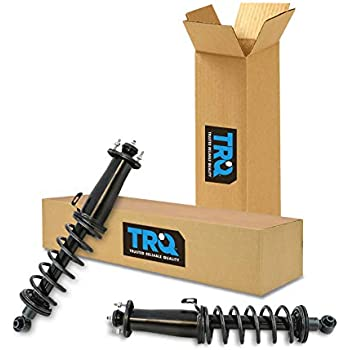 Rear Complete Shock Strut Spring Assembly Pair LH /& RH for IS250 IS350 AWD New