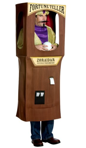 Fortune Teller Funny Costume - Adult