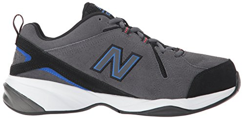Balance Shoes Trainer New Cross Blue Men's Grey 608v4 An1pg4U