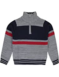 "Nautica Big Boys' ""Steely Striped"" Sweater"