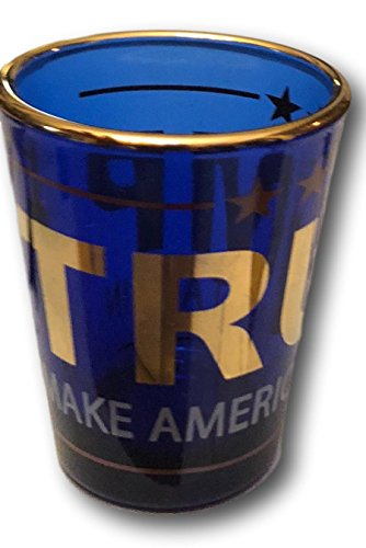 Trump Make America Great Again Shot Glass