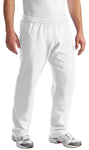 Port & Company Classic Sweatpant with Pockets - - & Company Drawstring Port Sweatpants