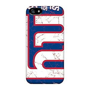 High Quality Jamesler New York Giants Skin Case Cover Specially Designed For Iphone - 5/5s