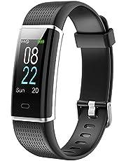 Willful Orologio Fitness Tracker Smartwatch Android iOS Cardiofrequenzimetro da Polso Smart Watch Uomo Donna Bambini Contapassi Calorie Corsa Sport Impermeabile IP68 per iPhone Samsung Xiaomi Huawei
