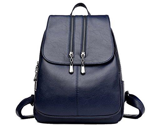 Noir Femme bandoulière Activités Bleu à Sacs Daypack Sacs dos extérieures CCAFBP181614 à VogueZone009 pHqxfCOPC
