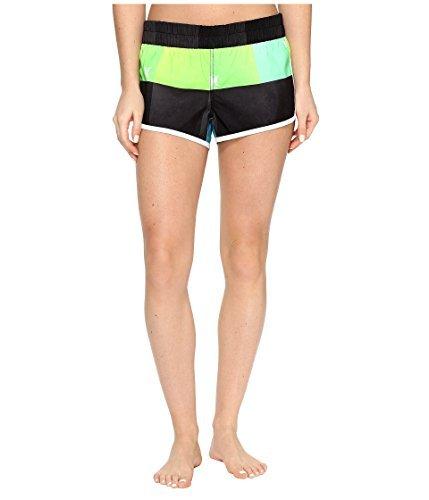 Hurley Women's Supersuede Kingsroad 2.5'' Boardshorts Multi Swimsuit Bottoms