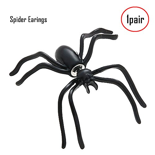Shanghai Girl Costume (Miss Shanghai Party Decoration Blooding Necklace Spider Earings)