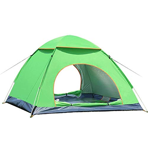 Nrthtri smt 2-3 Person Outdoor Camping Tent Automatic Instant Pop-up Portable Ultralight Hiking Picnic Sunshade Easy to…