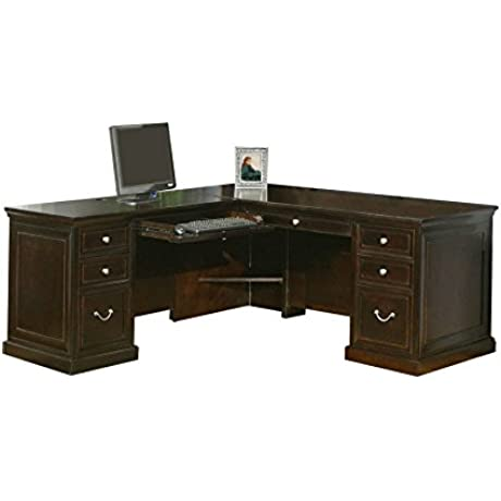 Kathy Ireland Home By Martin Fulton Left L Shaped Desk