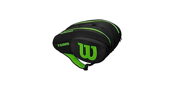 WILSON Bag Paletero de Pádel, Unisex Adulto