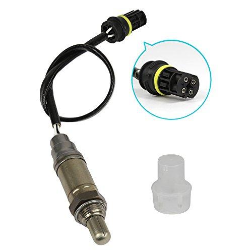 DOICOO Oxygen O2 Sensor fits 13477 2344672 for BMW 318is 320i 323i 323Ci 325i 325xi 325Ci 328i 328Ci 330i 330xi 330Ci 525i 528i 530i 540i 750iL 850Ci M5 X3 X5 Z3 Z4 Z8 Range Rover